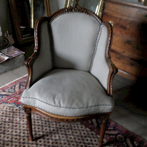 French Antique Chair 1860